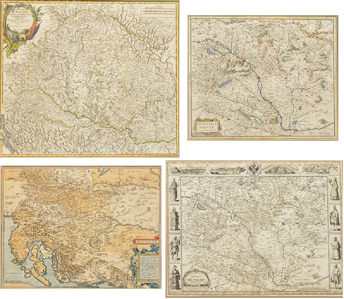 HUNGARIAN MAPS