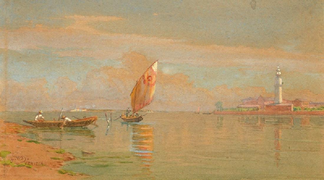 WAY, Charles Jones (1834/35-1919)