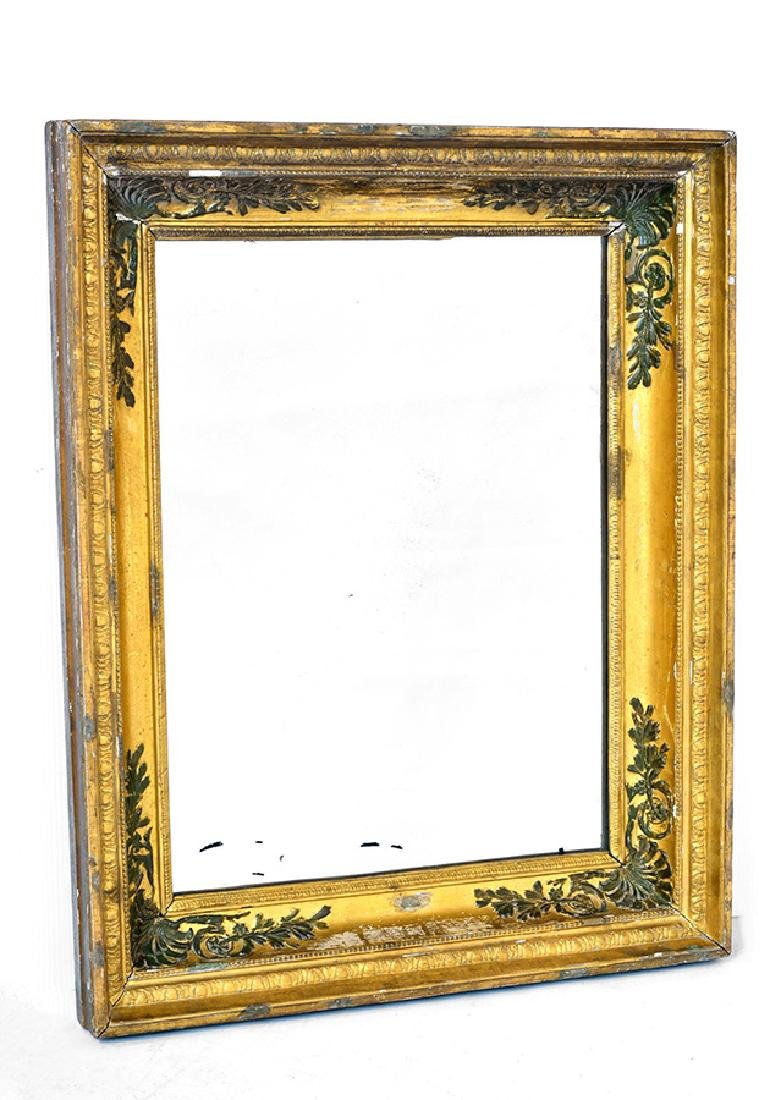 LOUIS XIV PERIOD MIROR - Late 17th-Early 18th c.