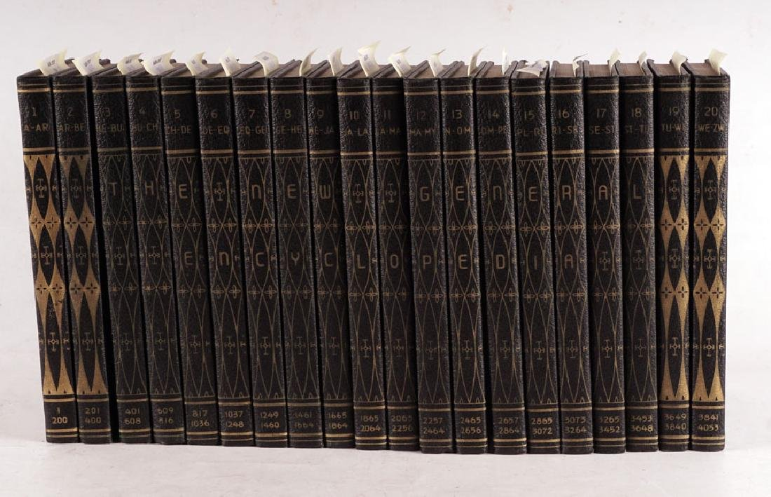 The New General Encyclopedia: A Thoroughly Modern Work