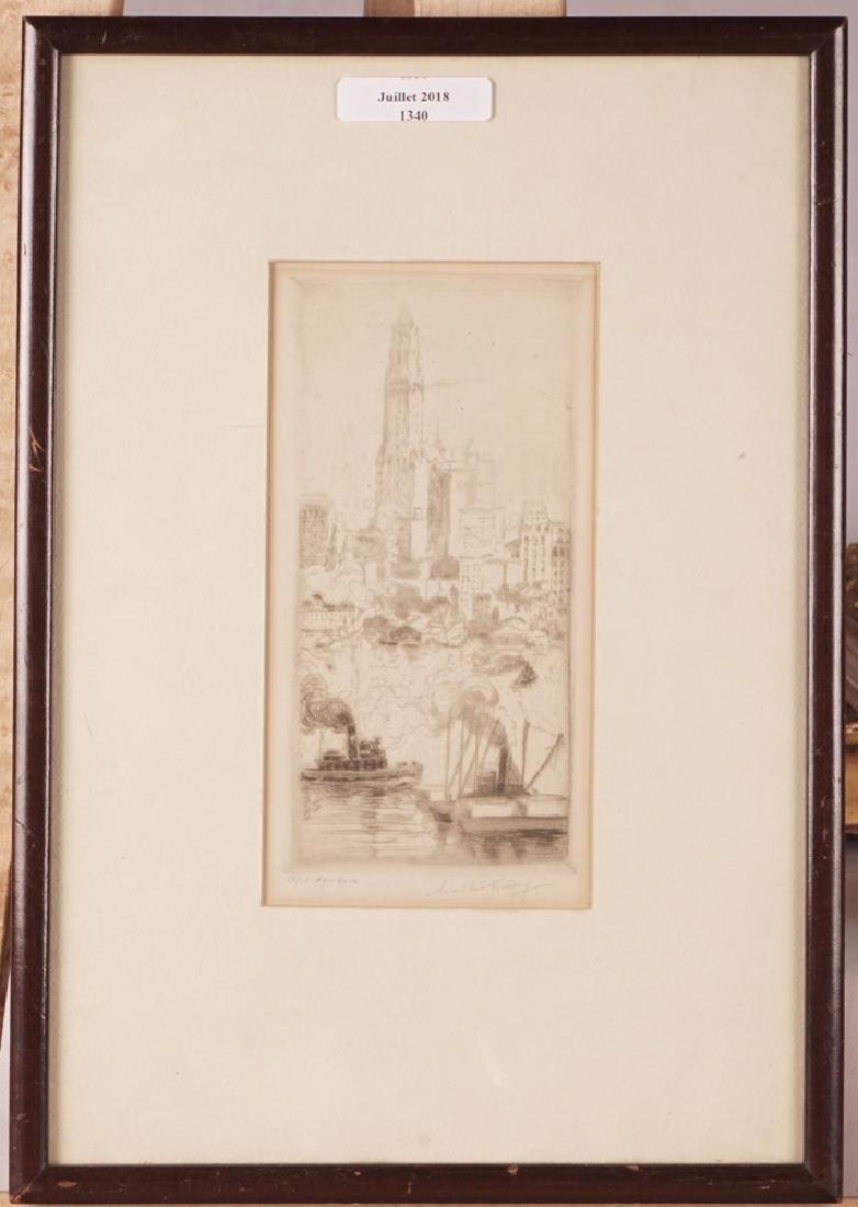 DUFF, Walter R., New York