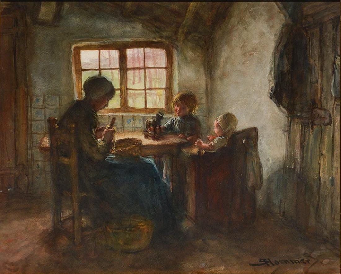 BLOMMERS, Bernardus Johannes (1845-1914)