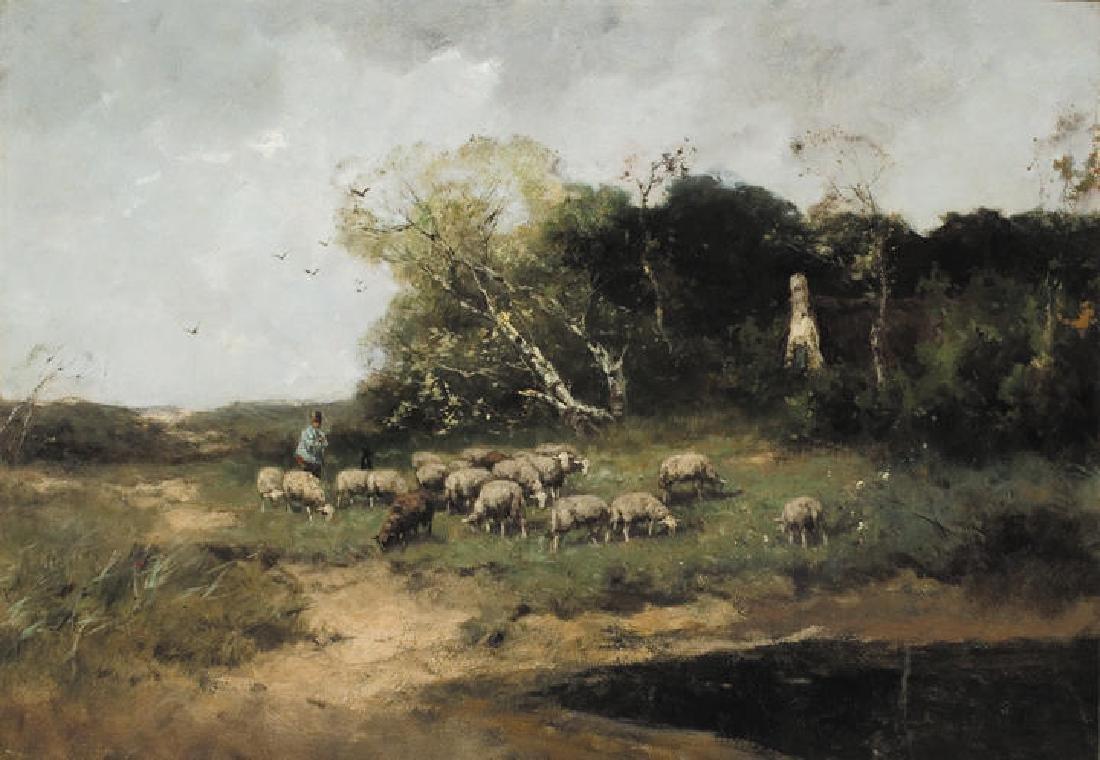 SCHERREWITZ, Johan (1868-1951)