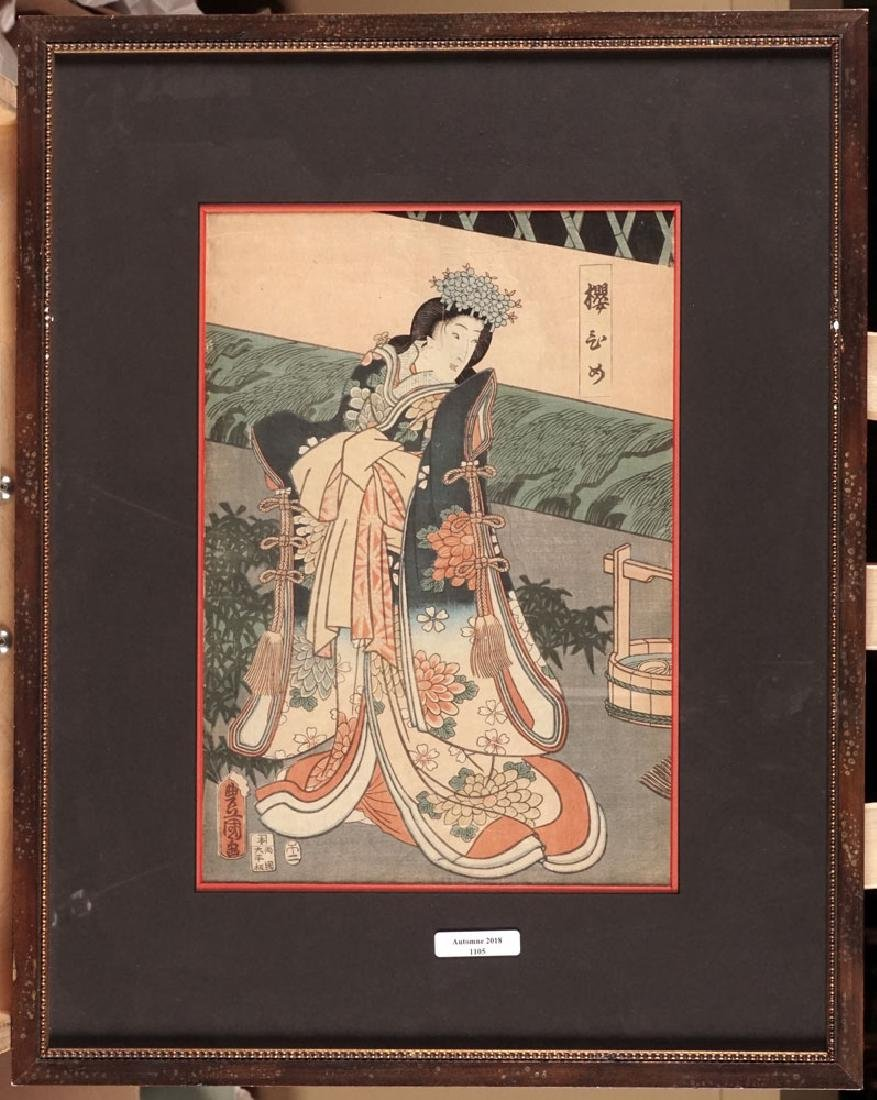 KUNISADA (1786-1865)