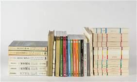 ARCHITECTURE ET URBANISME  MONTRAL 33 livres