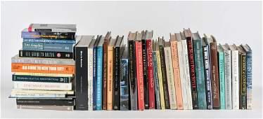 ARCHITECTURE ET URBANISME – ETATS-UNIS (48 livres)