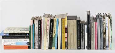 ARCHITECTURE ET URBANISME – ETATS-UNIS (44 livres)