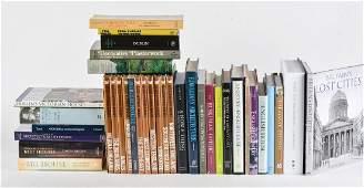 ARCHITECTURE ET URBANISME – ROYAUME-UNI (39 livres)