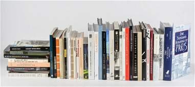 ARCHITECTURE ET URBANISME – FRANCE (46 livres)