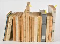 LITTRATURE CANADIENNE avant 1950  21 livres FR