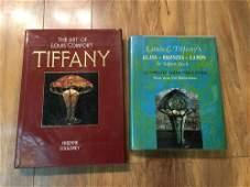 TIFFANY'S - Monographs (2 books EN.)