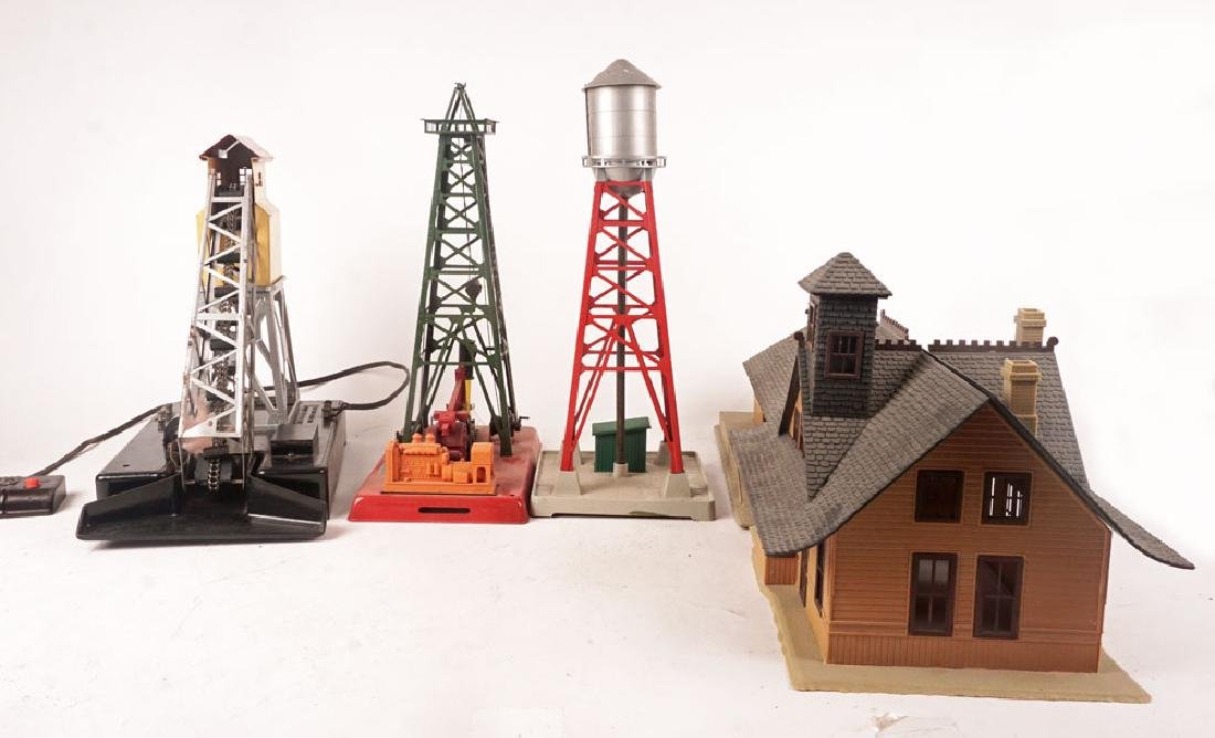 LIONEL - SET 3 INDUSTRIAL INSTALLATIONS