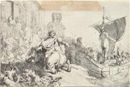 REMBRANDT, Van Rijn (1606-1669)