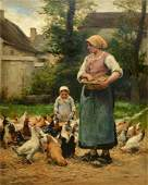 DUPRÉ, Julien (1851-1910)