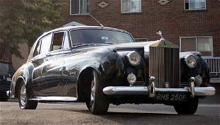"Rolls-Royce 1959 ""Silver Cloud"""