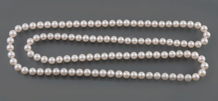 13: CULTURED PEARLS