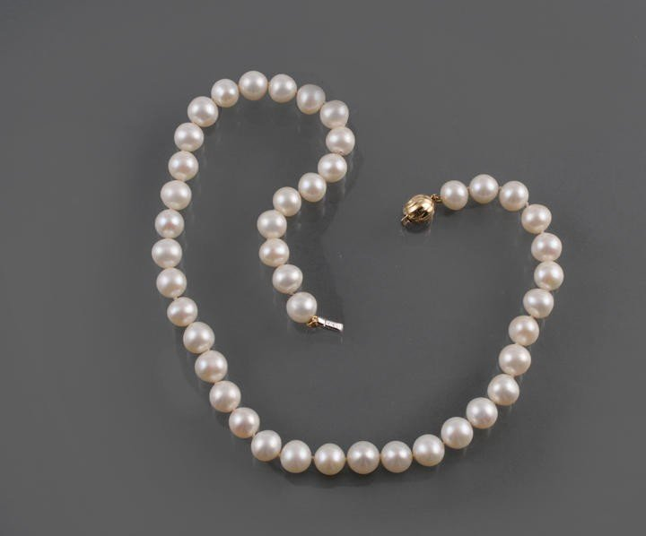 15: CULTURED PEARLS