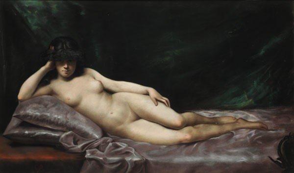 32: CAROLUS-DURAN, Emile Auguste C. (1837-1917)