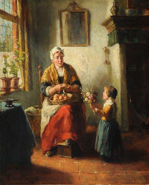33: DE HOOG, Bernard Johann (1866/67-1943)