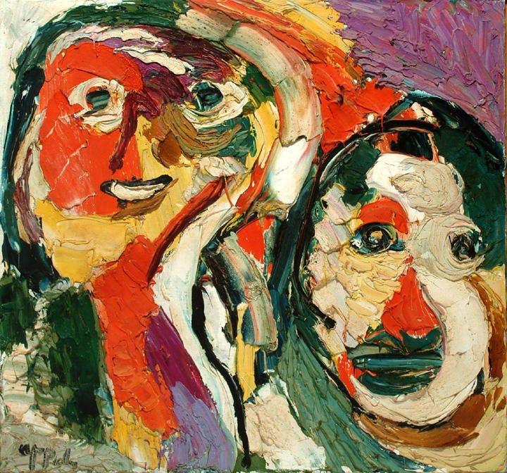 49: APPEL, Karel (1921-)
