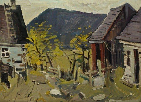 76: BOUCHARD, Lorne Holland RCA (1913-1978)