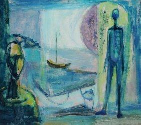 ALLEYN, Georges Edmund (1931-2004)