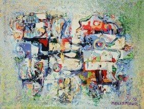 6: BELLEFLEUR, Léon RCA (1910-2007)