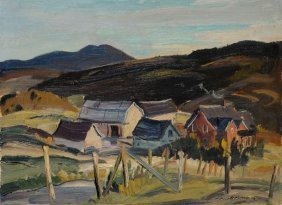 BOUCHARD, Lorne Holland RCA (1913-1978)