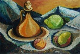 14: DAUDELIN, Charles RCA (1920-2001)