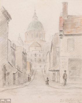 17: DELFOSSE, Georges Marie Joseph (1869-1939)