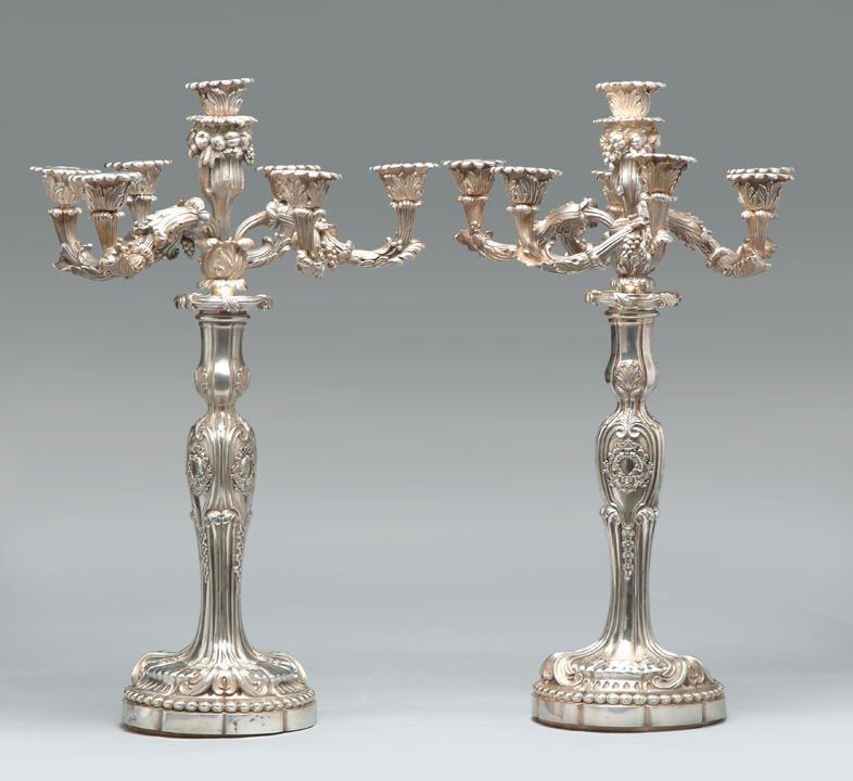 16: ODIOT, Charles-Nicolas (1789-1868)  Important pair