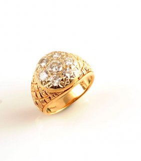1965: 10-14K GOLD AND DIAMONDS