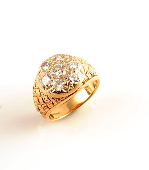 1965: 10-14K GOLD AND DIAMONDS