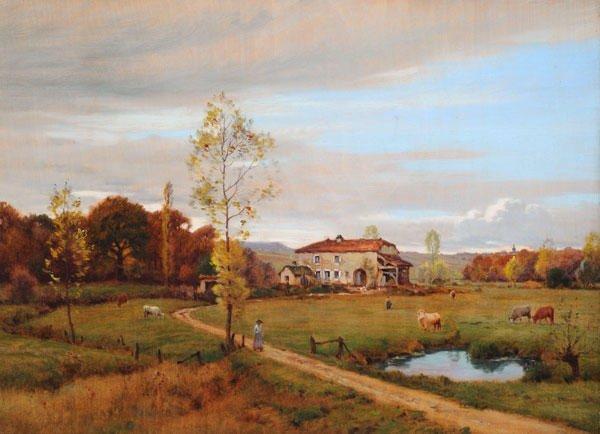 "15: MONCHABLON, Jean Ferdinand (1855-1904) ""Little Mil"