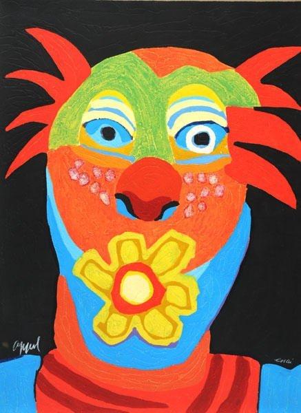 7: APPEL, Karel (1921-2006)