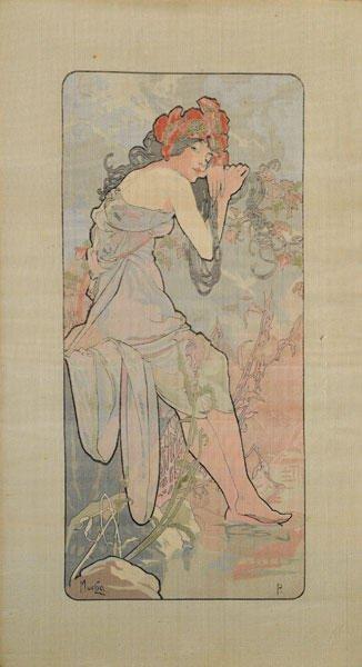 12: MUCHA, Alphonse (1860-1939)