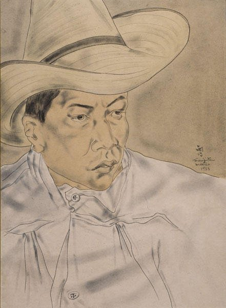 14B: FOUJITA, Tsuguharu (1886-1968)