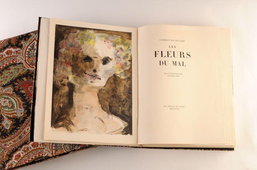 "2: BAUDELAIRE, Charles (1821-1867) ""Les Fleurs du Mal"""