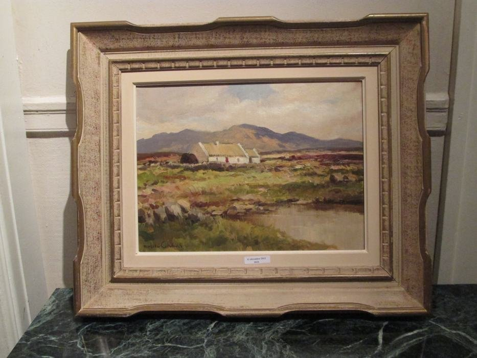 "23: WILKS, Maurice Canning (1910-1984) ""Near Ballyconne"