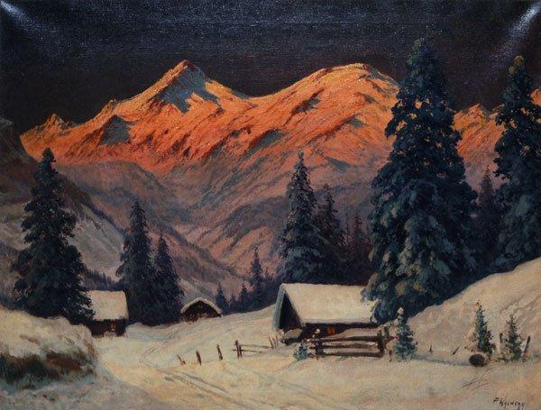 19B: WALDEGG, Franz (1888-1966)