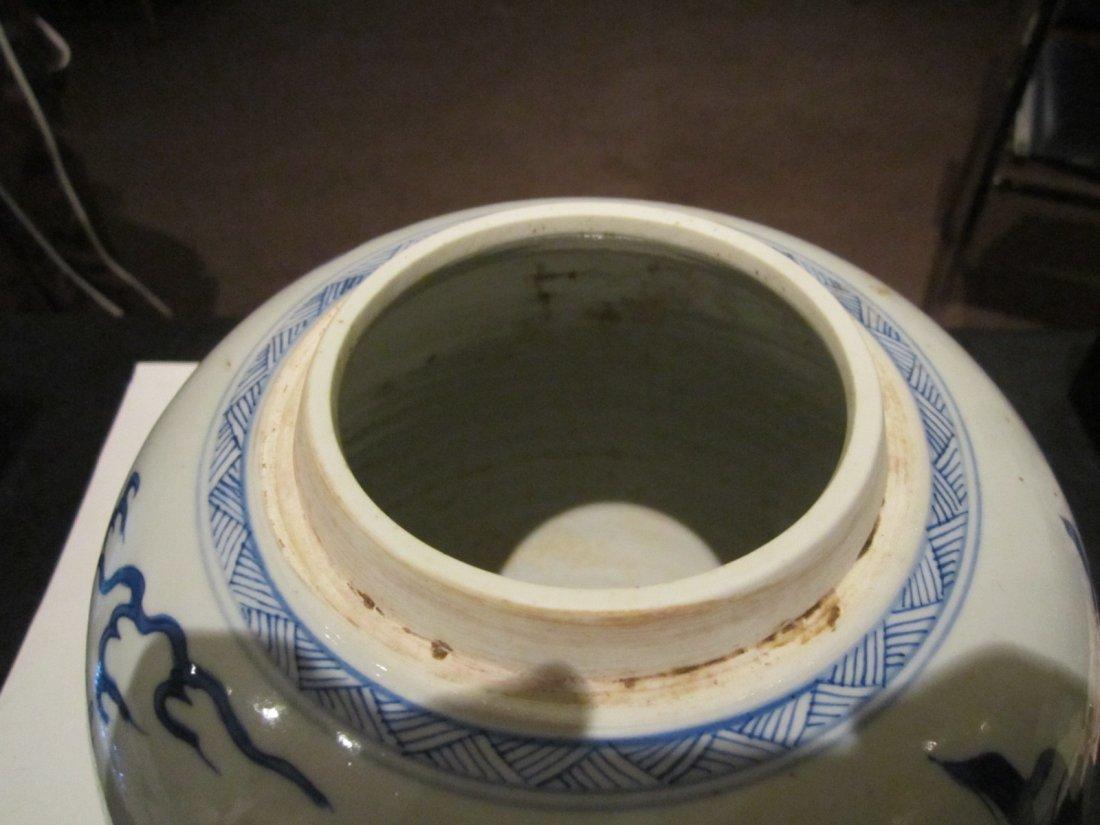 KANGXI BW QILIN JAR - Mr. K. / Vermeer & Griggs LA - 5