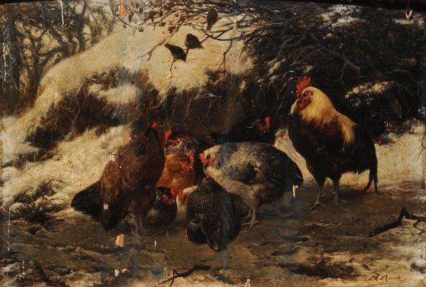 MAES, Eugène Rémy (1849-1931)