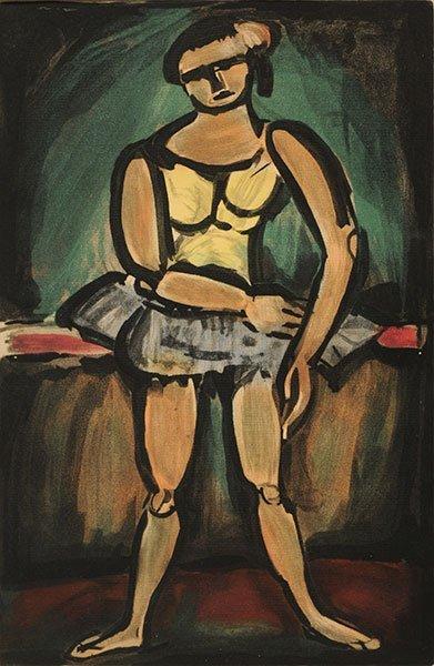 ROUAULT, Georges (1871-1958)