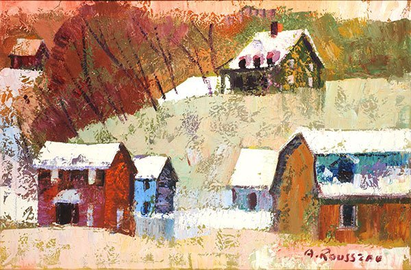 ROUSSEAU, Albert (1908-1982)
