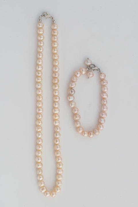 SEMI-BAROQUE PEARLS