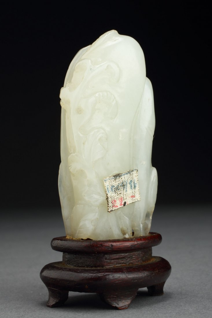 Antique White Jade Two-Squash Group - Westmount Estate