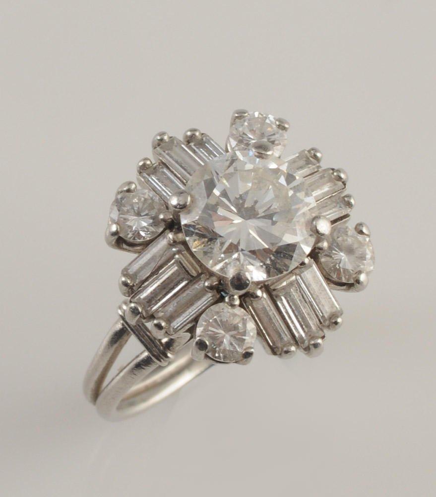 PLATINUM AND DIAMONDS
