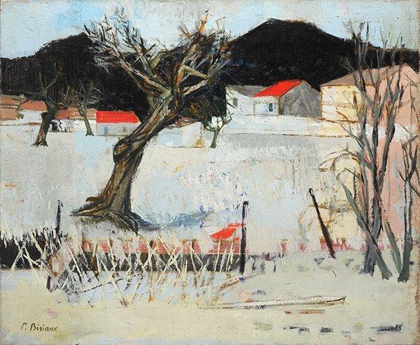 BISIAUX, Pierre (1924-)