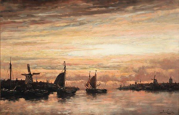 VAN COUVER, Jan (1836-1909)