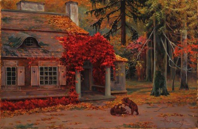 WEYSSENHOFF, Henryk (1859-1922)